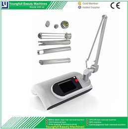 metal radios Australia - Metal RF Radio Frequency Fraction CO2 Laser Beauty Machine for Comprehensive Skin Improvement and Vagina Treatment