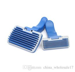 Puppies Products Australia - Pet Dog Grooming Comb Products Hair Fur Shedding Remove Cat Groom Rake Brush Comb Dog Puppy Grooming Brush Clean Tool