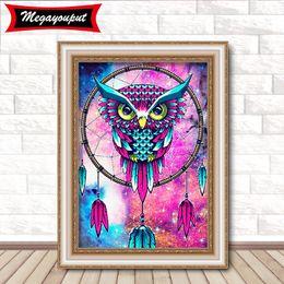 $enCountryForm.capitalKeyWord Australia - 5D Diamond Painting Kits Embroidery Owl Cross Stitch kits living room mosaic pattern Home Decor BI232