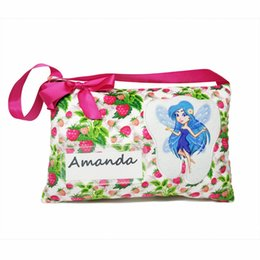 $enCountryForm.capitalKeyWord Australia - Tooth fairy pillow that can be changed to a name card,can be DIY name card tooth fairy bag