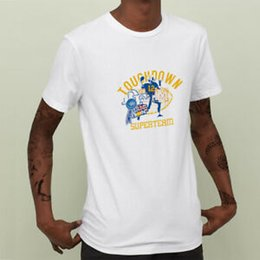 $enCountryForm.capitalKeyWord Australia - Unsex T-Shirt New Comfortable Cotton Patterns White 3XL Printed Tops Tee Casual