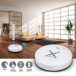 $enCountryForm.capitalKeyWord UK - Rechargeable Auto Cleaning Robot Smart Sweeping Robot Floor Dirt Dust Hair Automatic Cleaner for Home Electric Vacuum Cleaners