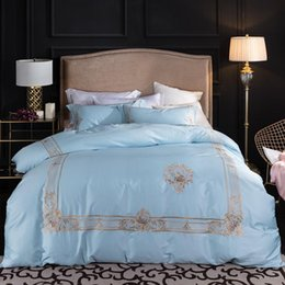 $enCountryForm.capitalKeyWord NZ - Simple Nordic Bedding 4 Pieces Suit Variety of Fashionable Logo Bedding Bag Suit Black Goddess Sheet Bedroom Sheet Letter Set
