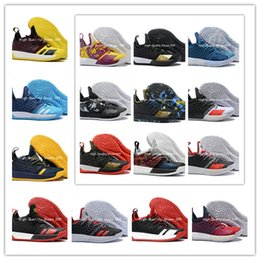 6c562bca467c 2019 Most Best Sale James Harden 2 Vol.2 Men s Basketball Shoes JH13  Running Outdoor Training Boost 22 Colors Sneakers SIZE 40-46