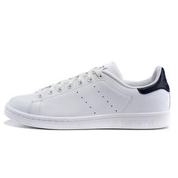 дизайнерская обувь Стэн скейтборд обувь Мода Смит бренд мужская классическая повседневная обувь Женская кожа спорт суперзвезды кроссовки размер eur 36-45
