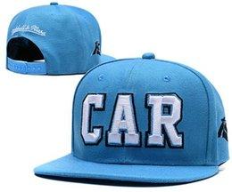 $enCountryForm.capitalKeyWord Australia - All Teams CAR Baseball Cap Carolina 100th Season Adjustable Snapback Hat Casual leisure hats Solid Color Fashion Summer Fall Cap