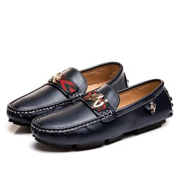 $enCountryForm.capitalKeyWord NZ - Bean Shoes British style The Tidal Current Sport Shoes Men Casual Shoes Men Casual