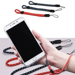 Gopro Usb Australia - Adjustable Wrist Straps Hand Lanyard For Phones IPhone X Samsung Camera GoPro USB Flash Drives Keys Phone Accessories