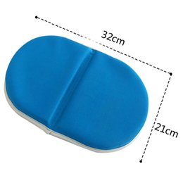seat cooling cushion pad Canada - 1pcs Portable Foldable Camping Mat Outdoor Bus Cool Pad Condensation Pad Moisture-proof Wild Park Grass Seat Cushion
