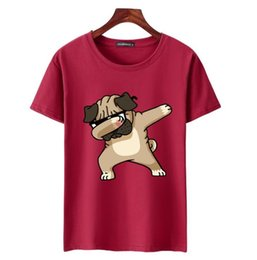 26ca8c340892 2019 new Men s T-shirts Fashion Animal Dog Print Hipster Funny t shirt Men  Summer Casual street Hip-hop Tee shirt Male Tops big size 5XL