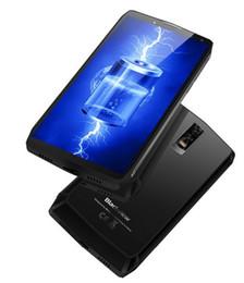 Gb Pro UK - Blackview P10000 Pro 4G Smartphone 6.0 Inch Android 7.1 MTK6763 Octa Core 4GB RAM 64GB ROM Quad Cameras Glass Back Case 11000mAh