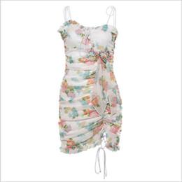 $enCountryForm.capitalKeyWord Australia - Sexy Designer Dress Summer Slim Slip Dresses Printing Fashion Brand Street Dress Women Skirt Clothes 2019 New Arrive Hot Top High Quality