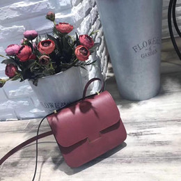 $enCountryForm.capitalKeyWord Australia - Bag designer bags Single 31Stewardess bag Crocodile grain Luxury 1Inclined shoulder 2018 brand fashion famous women handbags crossbody waist