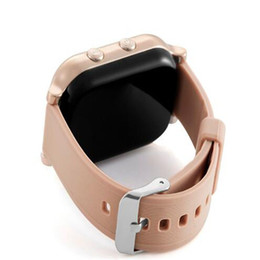 bracelet gps tracker children UK - T58 Smart Watch Kids Child Elder Adult GPS Tracker Smart Bracelet Locator GSM Tracking Device LBS WiFi Call Free Wristwatch For iOS Android