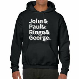 $enCountryForm.capitalKeyWord Australia - The Beatles Names Unisex Hoodie Band RoNew Pop Music Abbey Road Pual Ringo