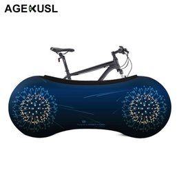 Bicycling Gear Australia - Agekusl Bicycle Bags Protective Gear Bike Dust Cover Scratch-proof Protector Bag For Brompton Folding Mtb Mountain Road Bike Bag