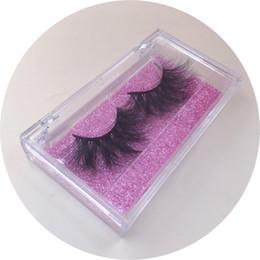 $enCountryForm.capitalKeyWord Australia - Unique square custom private label transparent clear paper cardboard false packaging eyelash box