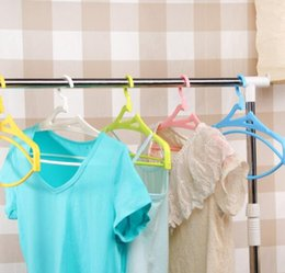 used towels wholesale NZ - Clothing hangers yellow cloth hanging stand hanger clothes clips folding plastic clothes hangers ideal for everyday standard use