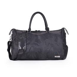 04a5e58fba78 Fitness Shoulder Gym Bag for shoes Waterproof Portable Training bag men  women s Travel handbag Yoga sac de sports bag Tas  243935