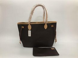 $enCountryForm.capitalKeyWord Australia - 2019 new women leather handbags female mother package bag hand mother bill of lading shoulder bag women bag+Small bag N51106 M40151564988820