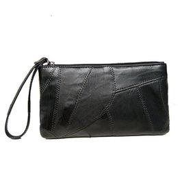 $enCountryForm.capitalKeyWord NZ - good quality Womens Bag Genuine Sheepskin Patchwork Purse Messenger Bags For Women 2019 Ladies Phone Bag Clutch Feminina