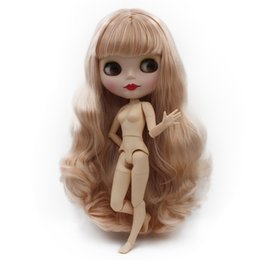 $enCountryForm.capitalKeyWord Australia - Blyth Doll Bjd,neo Blyth Doll Nude Customized Matte Face Dolls Can Changed Makeup And Dress Diy,1 6 Balljointed Dolls No48 MX190801