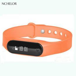 $enCountryForm.capitalKeyWord Australia - Top sport smart bracelet Heart rate Pedometer digital watch women IP67 waterproof woman watches smart band wristband watch men