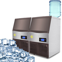 $enCountryForm.capitalKeyWord Australia - FREE SHIPPING Commercial Industrial Square Ice Block Making Machine Ice Cube Maker Business Machinery Square Ice Maker