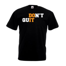 $enCountryForm.capitalKeyWord NZ - DO IT! T Shirt Don't Quit Gym Work Out Train Personal Trainer Christmas Gift Top harajuku summer 2018 tshirt colour jersey print t shirt