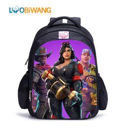 $enCountryForm.capitalKeyWord Australia - LUOBIWANG Game season 7 printing schoolbag cool character backpack for teenager boys and girls School Book Bag Kid