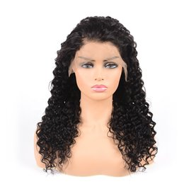 $enCountryForm.capitalKeyWord UK - 360 Lace Frontal Wig Water Wave Remy 360 Lace Front Human Hair Wigs For Black Women Brazilian Wig Ponytail Swiss Lace Wig