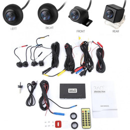 $enCountryForm.capitalKeyWord NZ - 720P HD Car DVR Camera 360 Surround View Camera System Driving Recorder car accessories Metal Remote Controller