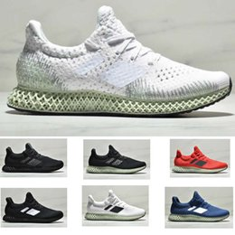 cbe9ffa25 2019 Futurecraft Alphaedge 4D LTD Aero Ash Print 4D B96613 Men Women Running  AlphaEdge Sports Shoes Designer Sneakers Trainers EUR 36-45