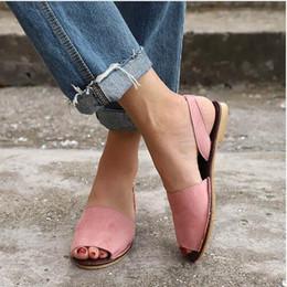 Denim peep toe online shopping - Planos de las mujeres sandalias verano damas sandalias Peep Toe banda elástica zapatos plataforma moda más tamaño calzado Casual