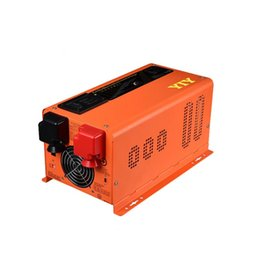 Lcd Inverter UK - YIY PSW7 SERIES 1000W PURE SINE WAVE INVERTER  CHARGER AC&DC EXCHANGE DC12V LED LCD ON INVERTER   BATTERY CHARGER   TRANSFER 50 60Hz