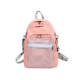 Fashion New Multifunction Women Canvas Backpack Travel School Bag  Waterproof College Style Backpacks For Teenage Girls Mochila e0af9c24f872c