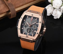 Imported batterIes online shopping - 2019 luxury watches hot sale imported quartz movement watch stainless steel case business commuter men s designer watch rubber strap