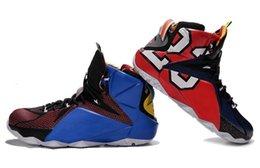 Lebron Мужская Обувь 12 Элита, Что Черный Белый Металлик Золото Мульти Мужская Обувь
