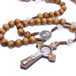 Wooden Cross Necklace Jewelry Australia New Featured Wooden Cross