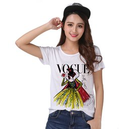 Fresh new tracks online shopping - Track Ship New Vintage Retro Fresh Hot T shirt Top Tee Fashion Snow Girl Enjoy A Big Red Apple