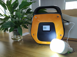 $enCountryForm.capitalKeyWord Australia - 220 110v 300w Portable Solar Generator solar charging, with 110V 220V AC Outlet,12V Car,USB Outputs,AC power,maintain power ,18650 battery
