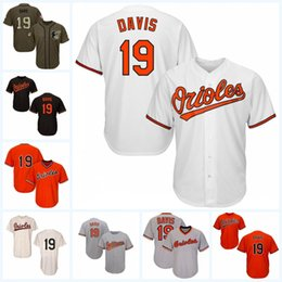 33deb027e Chris Davis Jersey Australia - Youth 19 Chris Davis Baltimore 100% Stitch  Orioles Baseball Jersey