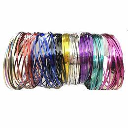 $enCountryForm.capitalKeyWord UK - 10 Colors Magic Ring Toroflux Flowtoy Amazing Torofluxus Flow Ring Toys Kinetic Spring Toy Funny Flowrings Intelligent Toy Fidget 30pcs