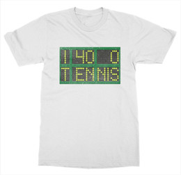 $enCountryForm.capitalKeyWord UK - I 40 LOVE Tennis T-Shirt Court Net Game Match Grand Slam Racket Serve Ball SportFunny free shipping Unisex Casual Tshirt