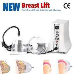 suction cup shapes NZ - Fast Shipping Body Shaping Vacuum Therapy Machine Lymph Drainage Body Slimming Breast Enlargement Machine Butt Hips Suction Cups