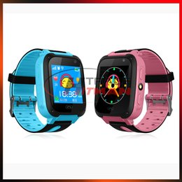 $enCountryForm.capitalKeyWord Australia - Kid Smart Watch Q9 Smart Bracelet Children Smart Watches with Remote Camera LBS SOS Safty Watches SIM Card Slot with Retail Box