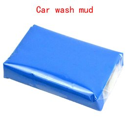 $enCountryForm.capitalKeyWord Australia - 1pcs 100g Car Wash Magic Clay Bar Super Auto Detailing Clean Clay Car Clean Tools Magic Mud Cleaner