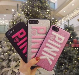 Iphone Girl Silver Case Australia - Bling bling phone case girls fashion Embroidered cell phone cover pink color gift wholesales price case
