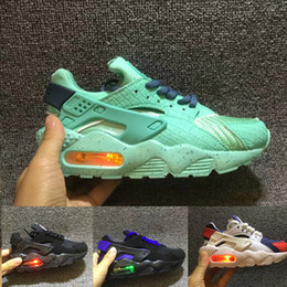 $enCountryForm.capitalKeyWord NZ - 2018 New Fashion Air Huarache infant Shoes kids Baby Children Huaraches huraches Designer Hurache Casual Toddler Running Sneakers 26-35
