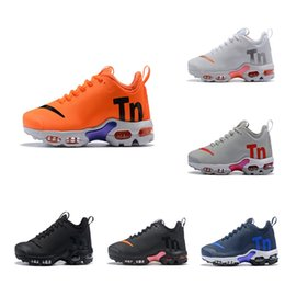 Wholesale 2019 New Arrival Tn Ultra Men's running shoes Air sport shoes Outdoor Athletic sneakers trainers Designers fashion Max Chaussures size 40-45